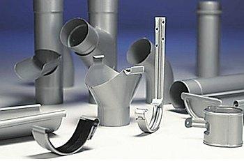 аксессуары оцинкованной водосточной системы