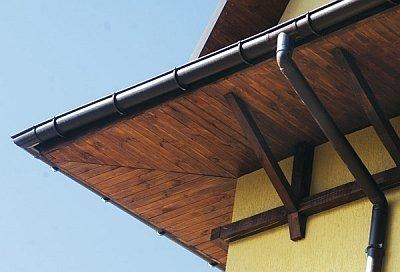 Что такое карниз крыши
