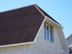 конструкция полувальмовой голландской крыши
