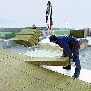 Чем лучше утеплить крышу дома