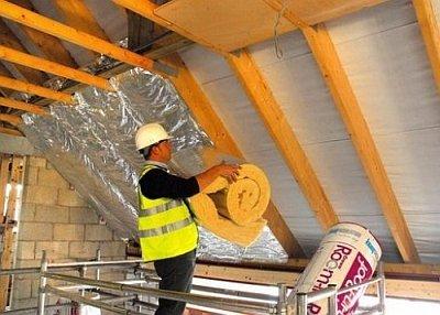 Строительство крыши дома своими