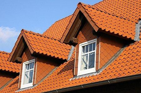 слуховые окна на крыше