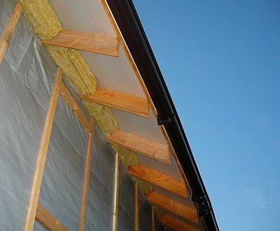 Как подшить свесы крыши( короба) БЕЗ применения