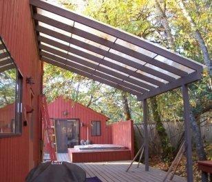 Расстояние между стропилами двухскатной и односкатной крыши