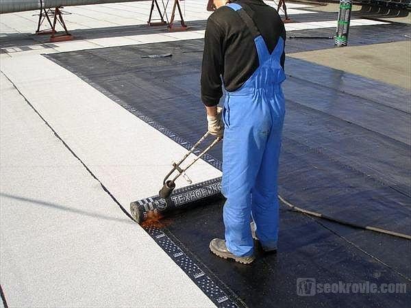 Гидроизоляция крыши материалы мастика кондитерская купить новороссийск